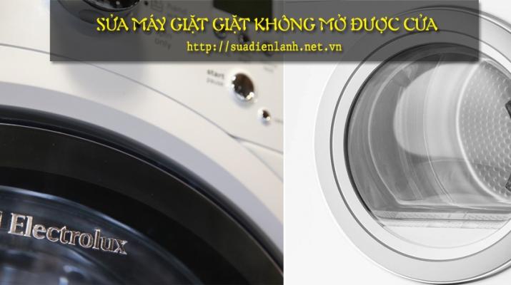sua-may-giat-electrolux-khong-mo-duoc-cua