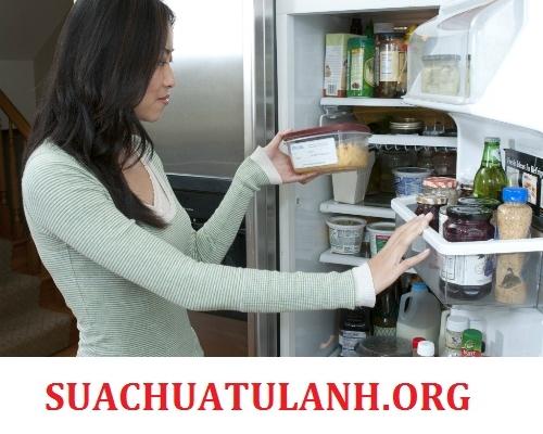 Sử Dụng Tủ Lạnh Bảo Lâu Thì Hết Gas?