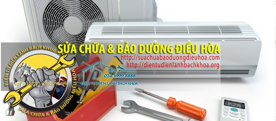 Sửa điều hòa uy tín tại nhà, Hà Nội